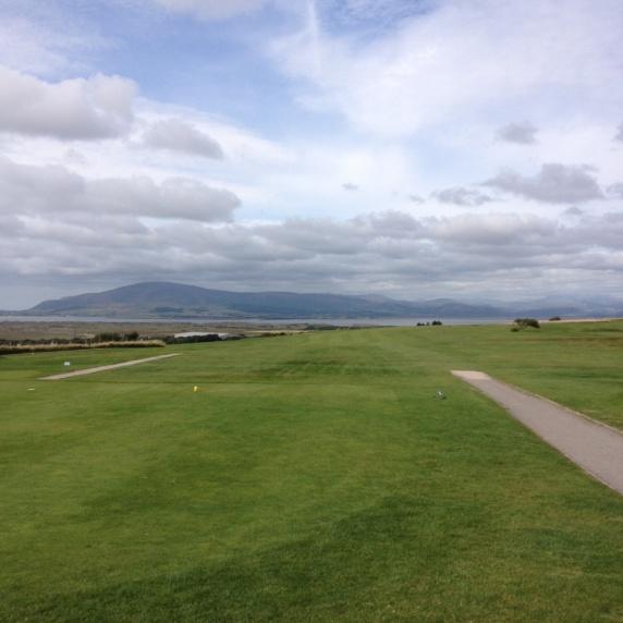first tee barrow golf course